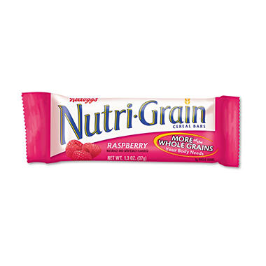 Kellogg's� Nutri-Grain Cereal Bars - Raspberry - 16 pk.