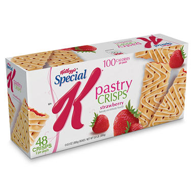 Special K Strawberry Pastry Crisps - 24 - 2 ct.