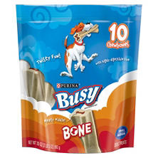 Busy Bone Chewbone Treats - 10 ct.