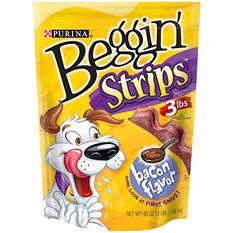 Purina Beggin' Strips Bacon - 48 oz.