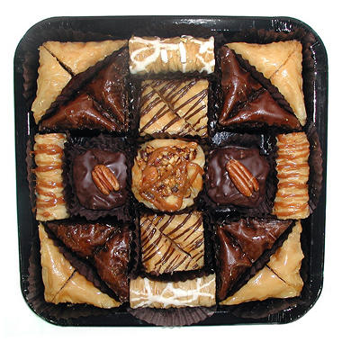 Baklava Assortment - 27 pc.