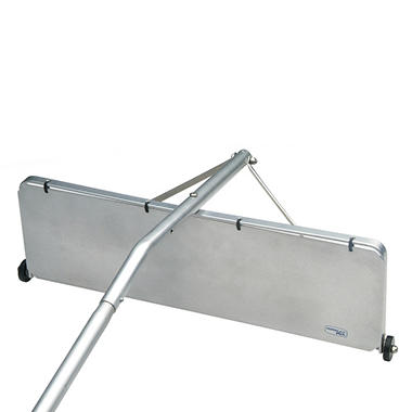"Garelick 21'  ""Snow Trap"" Roof Snow Rake w/ 24"" x 7"" Blade"