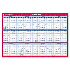 AT-A-GLANCE - Vertical/Horizontal Wall Calendar, 24 x 36 -  2016