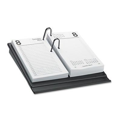 AT-A-GLANCE - Desk Calendar Refill, 3 1/2