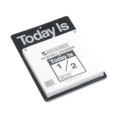"AT-A-GLANCE - ""Today Is"" Calendars"