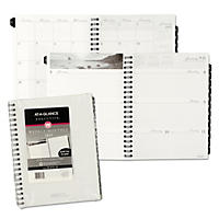 AT-A-GLANCE Executive Fashion Weekly/Monthly Planner Refill, 8 1/4 x 10 7/8, 2017