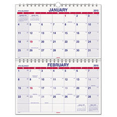 AT-A-GLANCE Look Forward Two-Month View Wall Calendar, 22 x 28 1/2 -  2015-2016