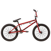 "20"" Mongoose Boy's Raid Bike (Matte Red)"