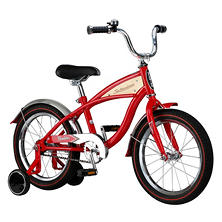 "Child 16"" Red Schwinn Roadster Bicycle"