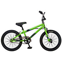 "18"" Mongoose Boy's Blitz Bike (Green)"