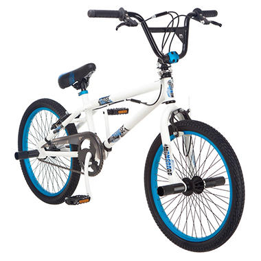 Boy's Mongoose Crush Freestyle Bike