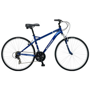700c Schwinn Men's Third Avenue Bike (Blue)
