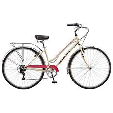 700c Schwinn Ladies Fahrenbrook Bike (Cream)