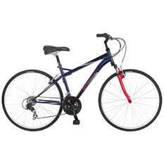 700c Schwinn Men's Zeno Bike (Blue/Red)