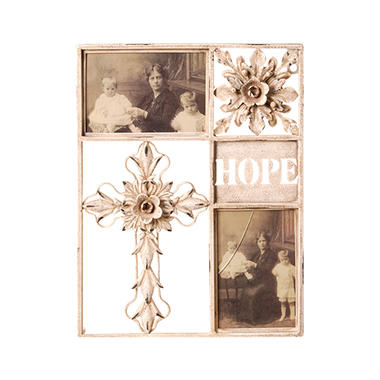 """Hope"" Metal Picture Frame"