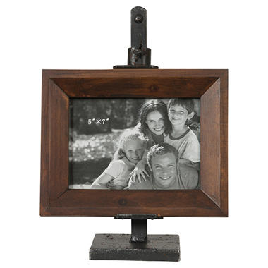 5 x 7 Picture Frame on Easel