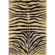 "Newcastle Black Skins Rug - 5'3"" x 7'7"""