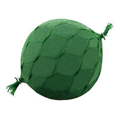 "3"" Sphere w/net - Green (60 ct. )"