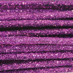 Glitter Stems Solid Packs - Indigo Violet  (24 ct. )