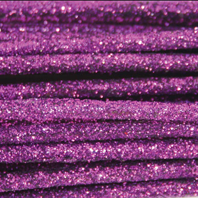 Glitter Stems Solid Packs - Indigo Violet  (24 ct. )