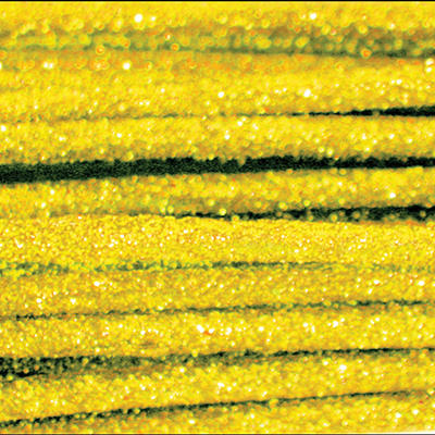 Glitter Stems Solid Packs - Sunburst Yellow (24 ct.)