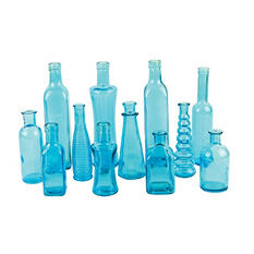 Vintage Bottle Collection, Vintage Blue (24 ct.)