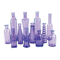 Vintage Bottle Collection, Vintage Purple (24 ct.)