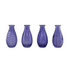 """5 1/2"""" Vintage Purple Café Collection (24 ct.)"""