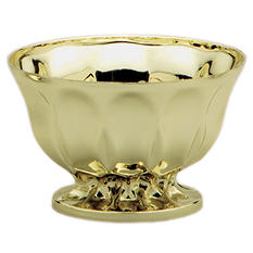 "6"" Revere Bowl - Gold (24 ct.)"