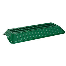 "23"" Double Casket Saddle - Green (12 ct. )"