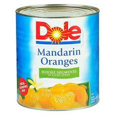Dole Mandarin Oranges - 106 oz. can