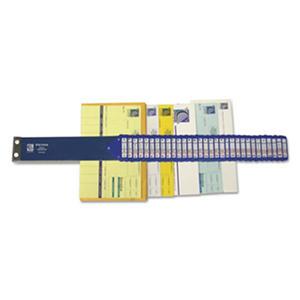 C-Line Pressboard All-Purpose Sorter, Blue