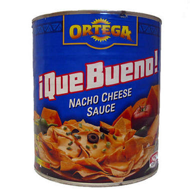 Nacho cheese can