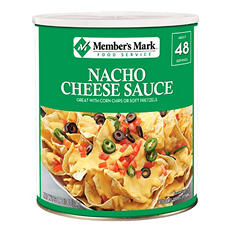 Daily Chef Nacho Cheese Sauce (106 oz. can)