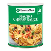 Bakers & Chefs Nacho Cheese Sauce - 6.62 lbs.