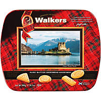 Walkers Shortbread Dunrobin Castle Tin