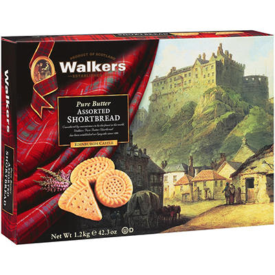 Walkers Traditional Assorted Shortbread - 35.3 oz.