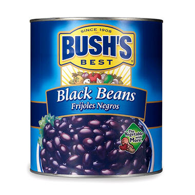 Bush's Best Black Beans (Frijoles Negros) - Sam's Club