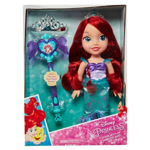 Disney Princess Ariel Toddler Doll & Accessories