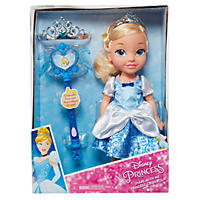 Disney Princess Cinderella Toddler Doll & Accessories