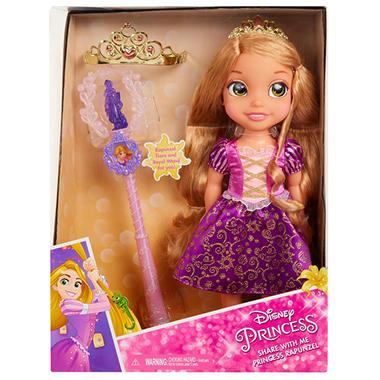 disney princess rapunzel toddler doll amp accessories sam