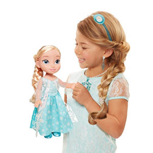 Disney Princess Elsa Toddler Doll & Accessories