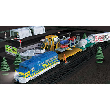 Power Trains Auto Loader City Train Set