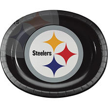 Pittsburgh Steelers Platter (50 ct.)