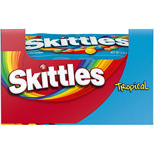 Skittles Tropical Candy (2.17 oz., 36 pk.)