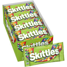 Sour Skittles Candy (1.8 oz. bags, 24 ct.)