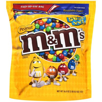 Mars M&M's Peanut - 56 oz. bag at Sears.com