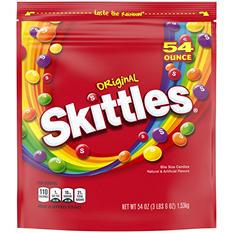 Skittles Original Fruit Bite Size Candies (54 oz. bag)