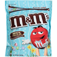 M&M's Pastel Chocolate Candies - Plain (56 oz.)