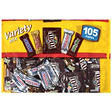 Mars Chocolate Variety Mix - 105 ct.